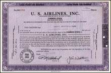 U.S. Airlines, Inc.