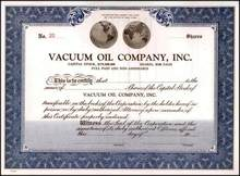Vacuum Oil Company, Inc. New York