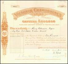 Victoria Gramophones Limited