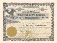 Watervliet Paper Company 1915