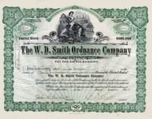 W.D. Smith Ordnance Company 1917