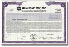 Westwood One, Inc Radio Network 1990's