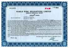 World Wide Helicopters Limited