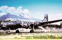 Pan American Airways DC4