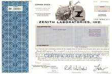 Zenith Laboratories, Inc.