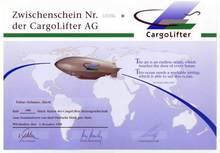 CargoLifter AG - Blimp Vignette - In Bankruptcy