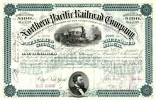 Northern Pacific Railroad Company - 1890's