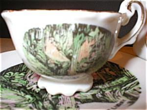 Luray Virginia Mini Tea Set