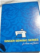 1972 Singer Sewing Series Ring Bound Book