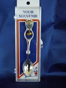 Star Ship Royale Souvenir Spoon