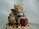 Russ Cozy Christmas Kitten