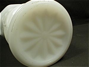 Nice Hazel Atlas Milk Glass Vase