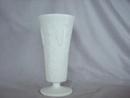 Indiana  Milk Glass Harvest Pattern Vase