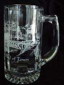 Chicago - My Kind of Town Glass Mug