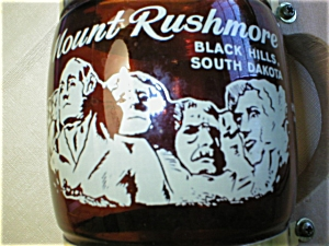 Mount Rushmore Souvenir Mug