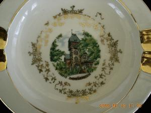 Bavarian Hatterstein Ashtray
