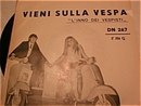 EMG Label 1960's Italian 45 Record