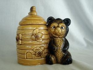 Vintage Honey Bear