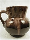 Unique Brown Drip Coffee Mug
