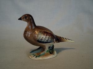 Pheasant Salt Shaker by Norcrest