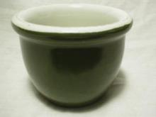 Old Mark Hall China Individual Custard Cup