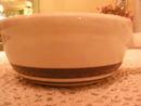 McCoy Pottery Handled Cassarole Bowl or Skillet