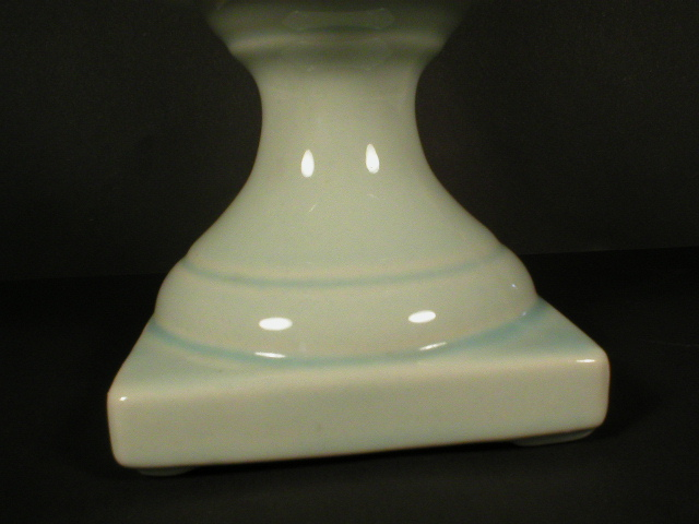American Bisque Company Urn Shaped Pedestal Planter