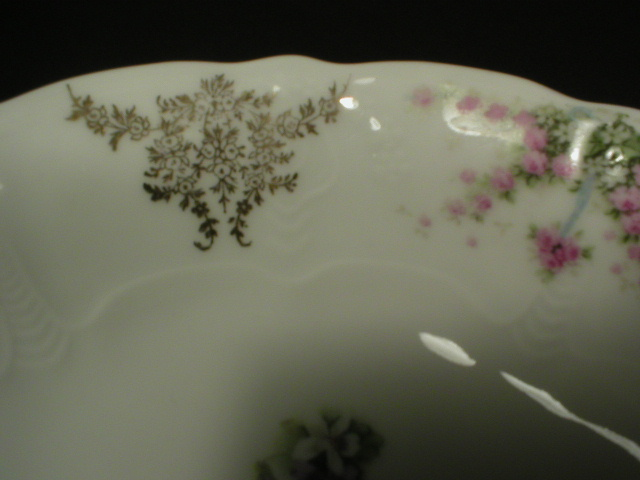 C.T. Altwasser Germany Dessert Bowl - Very Pretty!