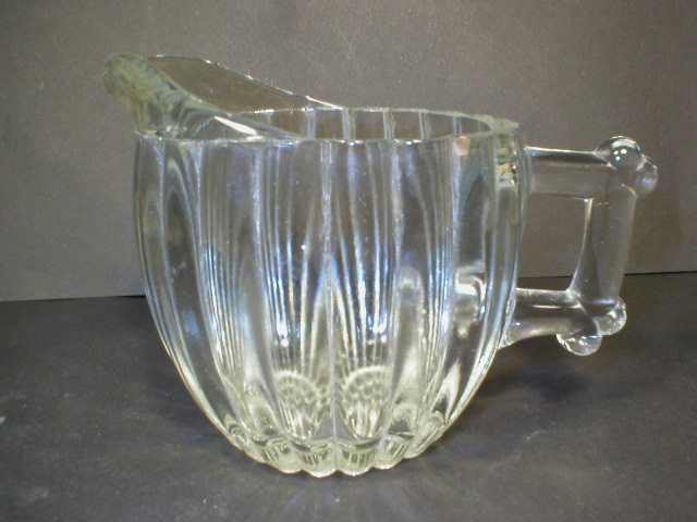 Jeannette Glass National Pattern Creamer