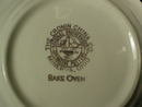 Set of Five Cronin China Bake Oven Small Cassaroles