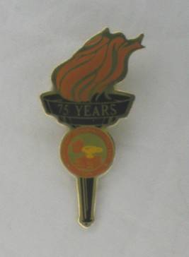 Riverside Community College 75th Anniversary Pin