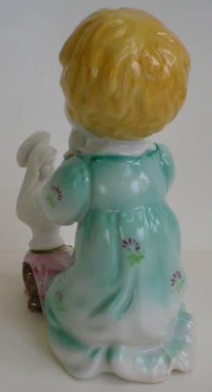 Sweet Camille Naudot Praying Child Figurine
