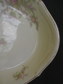 Beautiful Warwick China Large Platter - June Bride