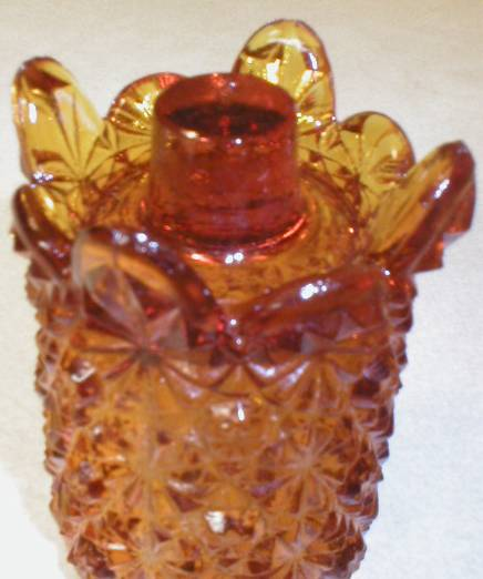 Daisy and Button Sconce Votive Candle Holder