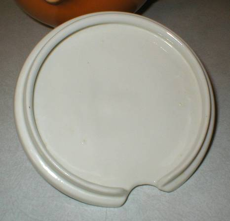 Red Wing Granada Pattern Sauce Pan w/ Lid
