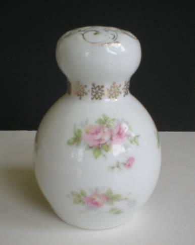 Sweet Bavaria Z. S. & Co. Pink Roses Shaker