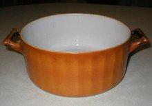 Vintage 1930's Fraunfelter Krust Kookin China Pot