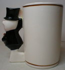 Vintage Enesco Novelty Figural Handle Boozer Coffee Cup