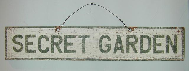 Old Barn Wood Signs