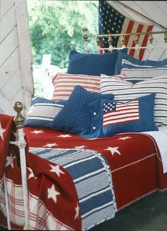 Boy's Nantucket Bedding