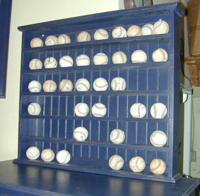 Baseball Rack
