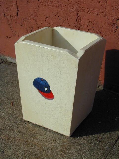 Plain Wastebasket