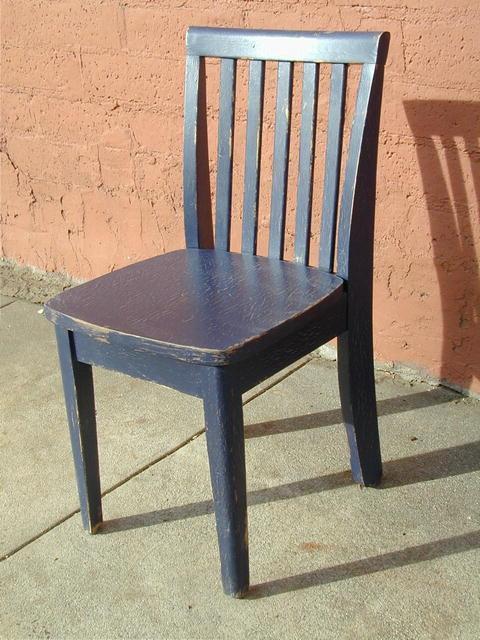 Child's Craftsman Chair
