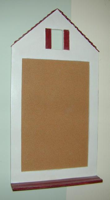 House Corkboard or Chalkboard