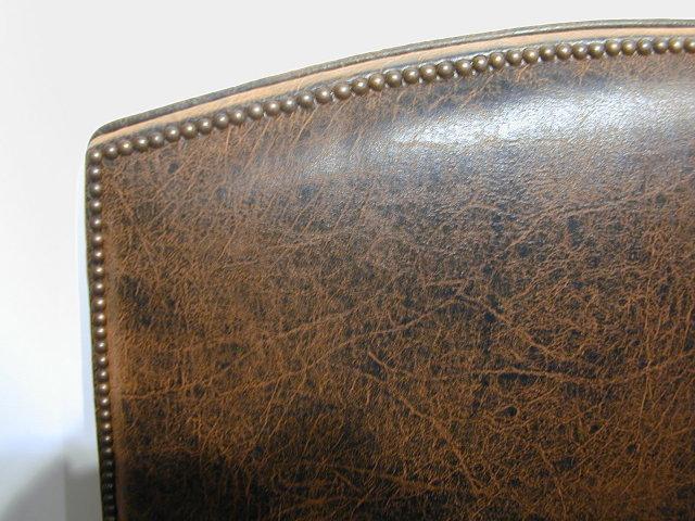 Faux Leather Headboard