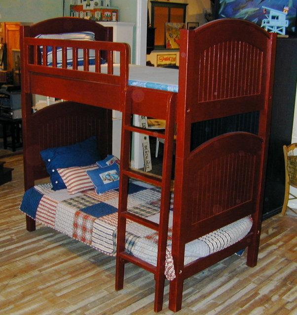 Arch Bunk Bed