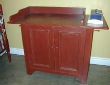 Drysink Changing Table with Doors