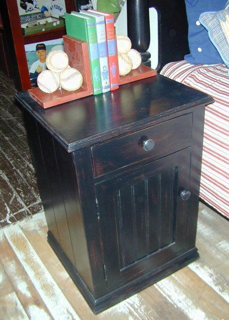 Classic Side Cabinet