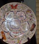SET OF 4 ROYAL WORCESTER PORCELAIN CABINET PLATES