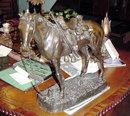 American School Bronze Horse